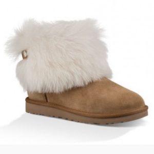Ugg Women's Valentina Boots Chestnut
